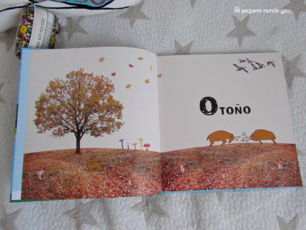 El libro de las estaciones