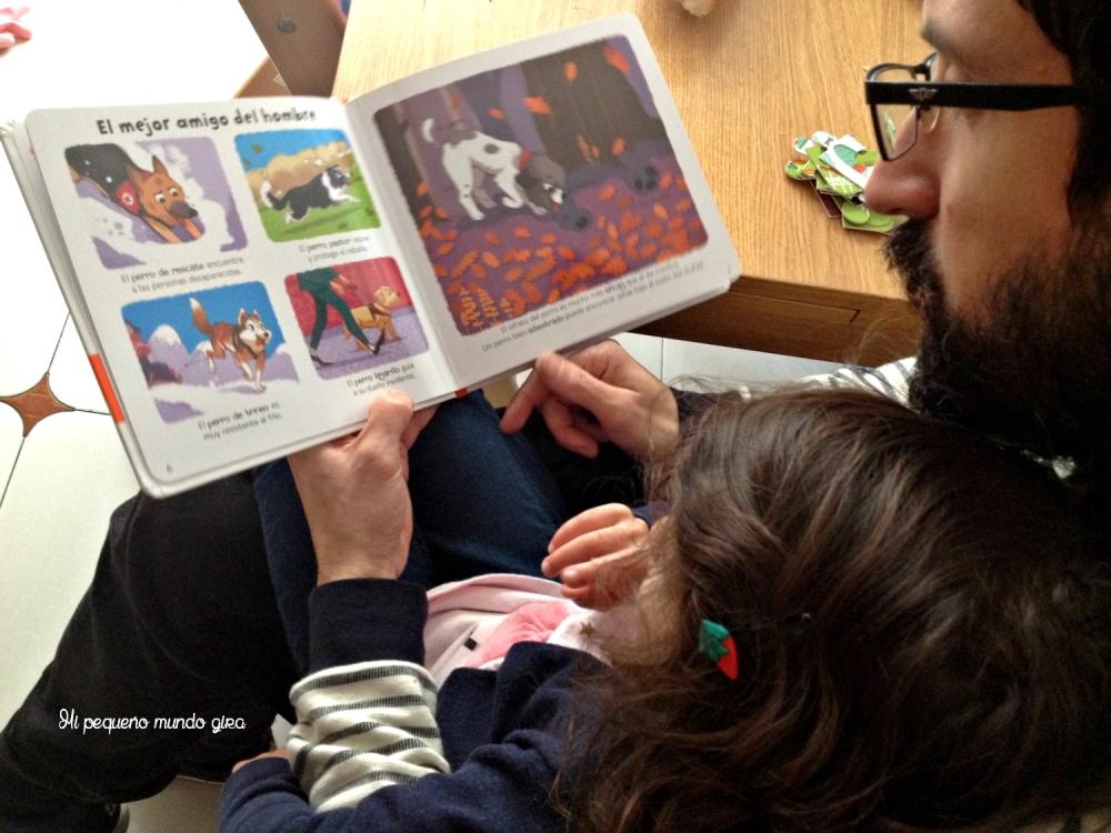 leer libro mascotas