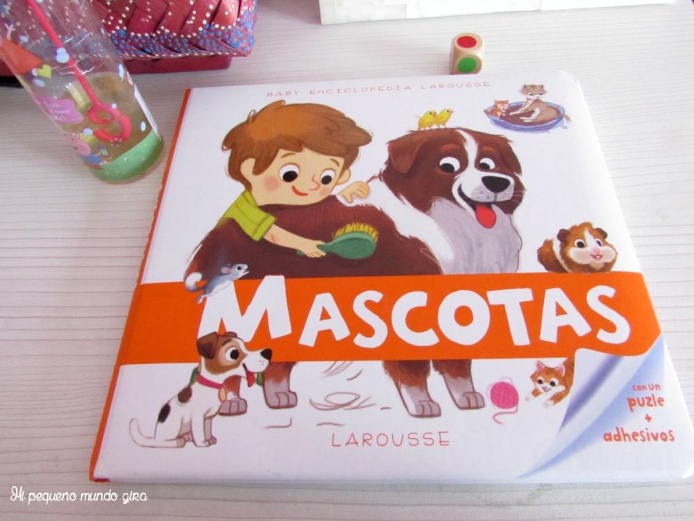 libro mascotas baby enciclopedia