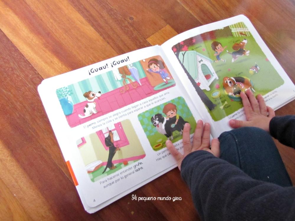 mascotas leer