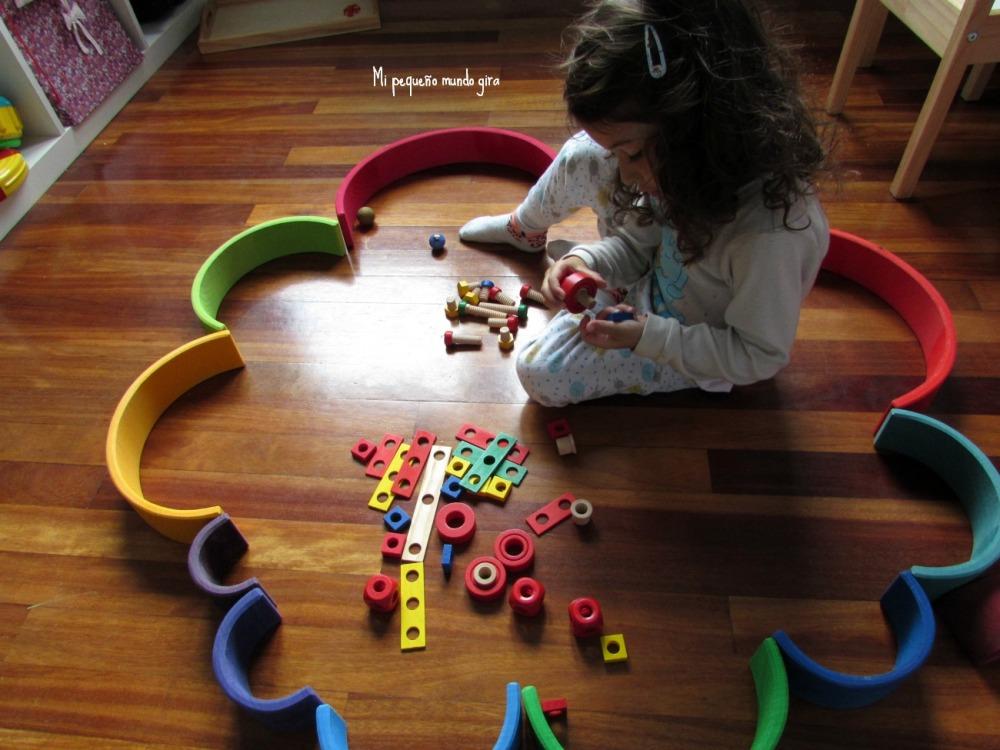 arco iris jugar