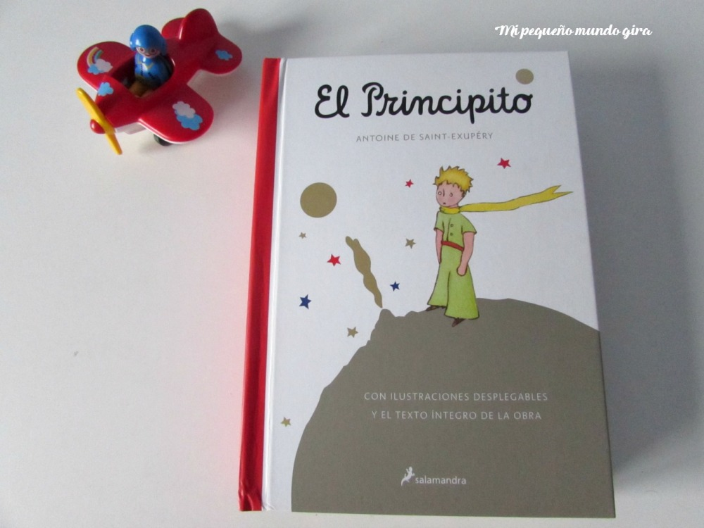 el-principito-desplegable