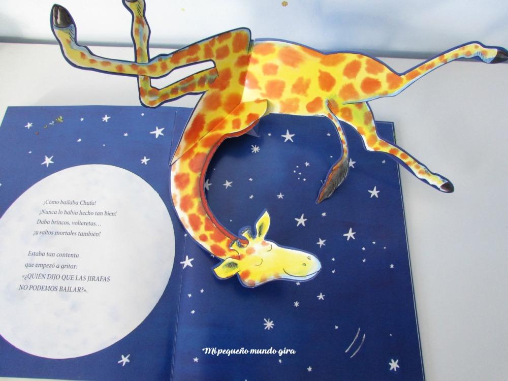 las-jirafas-no-saben-bailar-desplegable