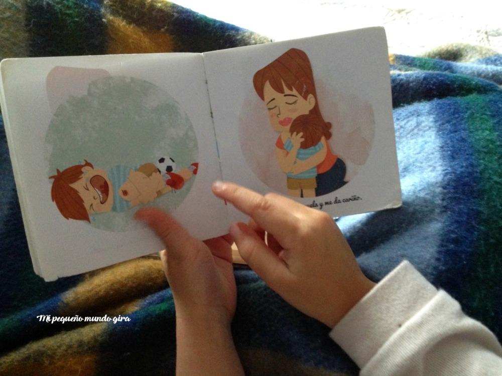 libros minis mama y yo