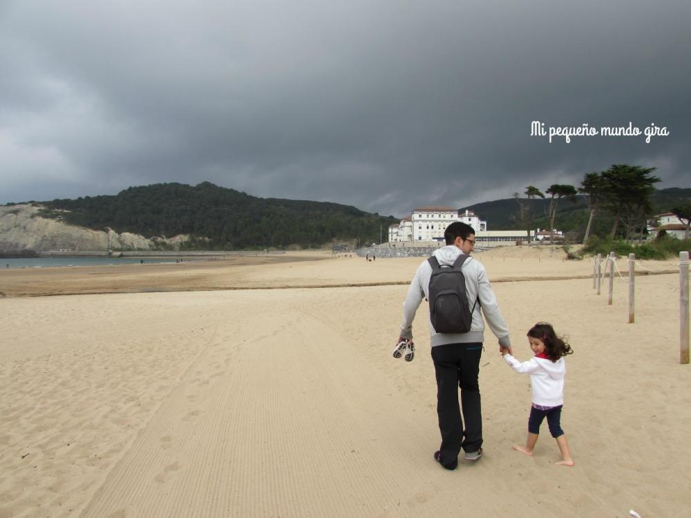 playa nubes