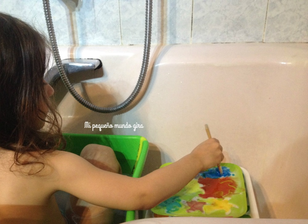 pinturas para la bañera caseras