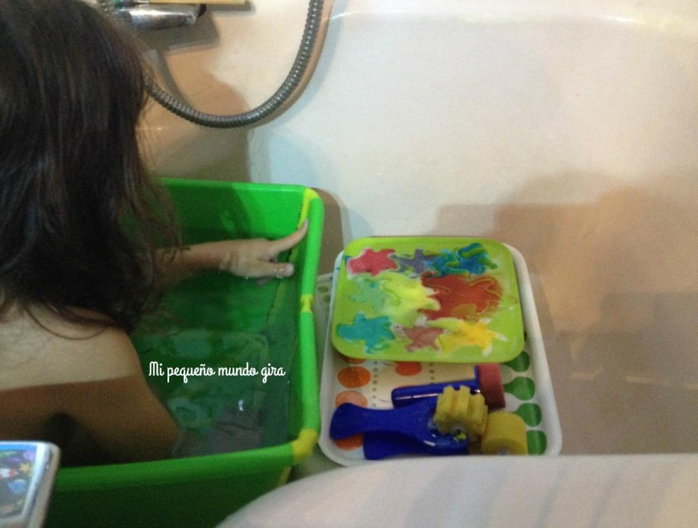 pinturas bañera caseras