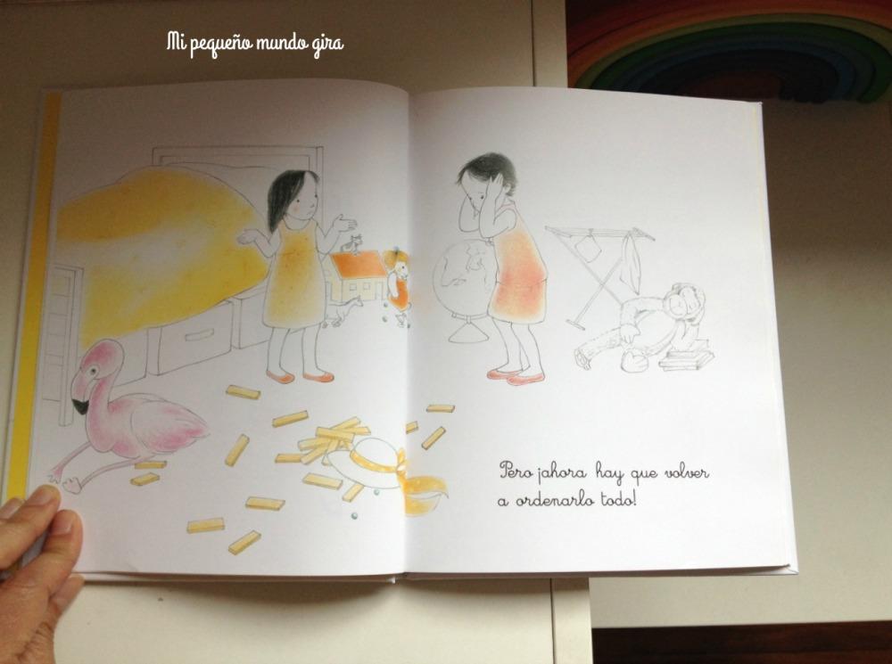 pequeñas historias en casa
