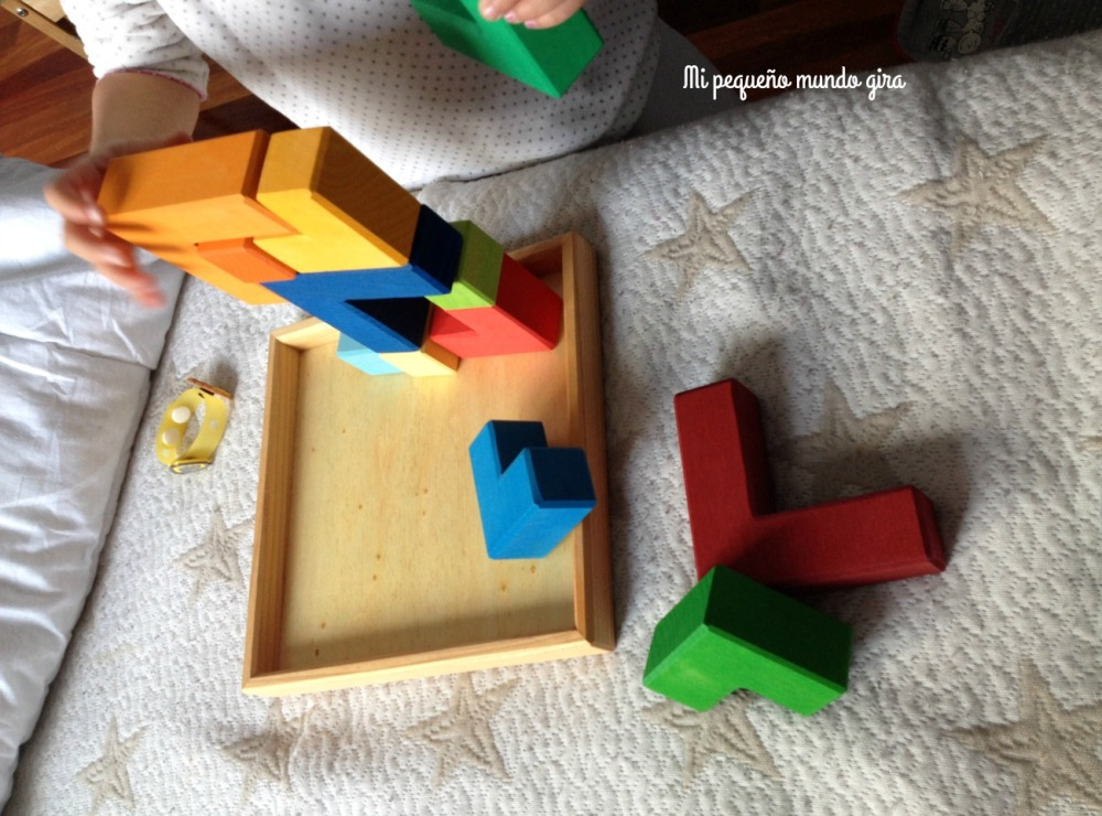 puzzle de mil formas