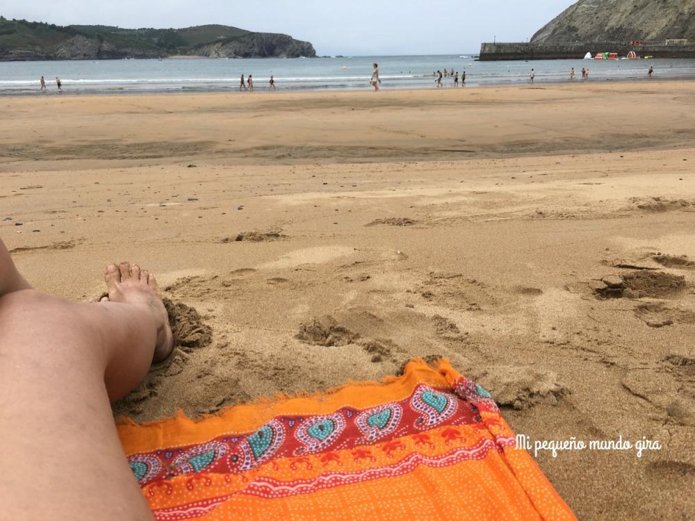 toalla pareo playa