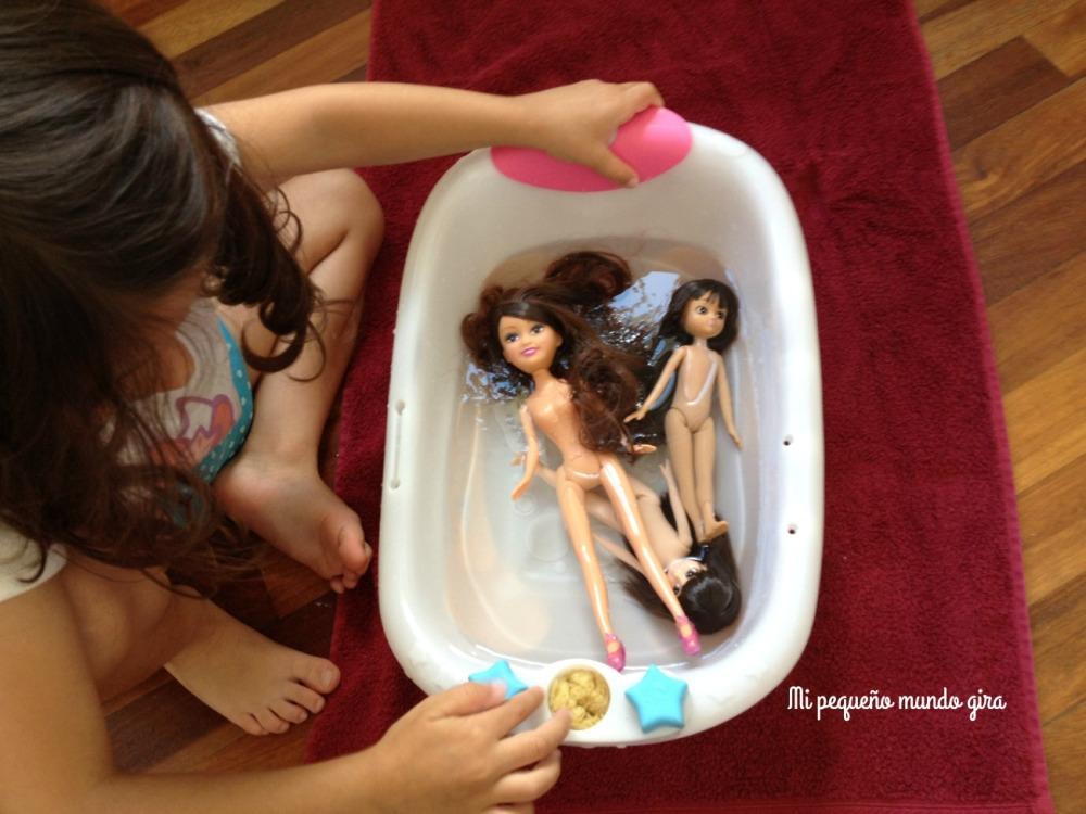 lottie baño