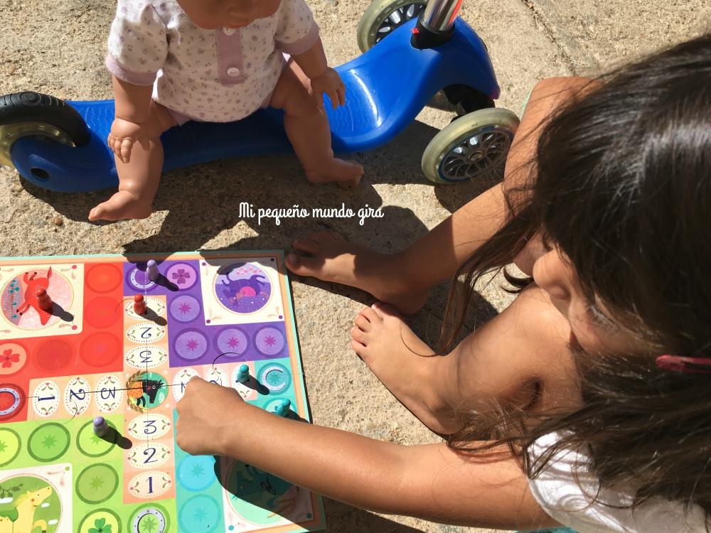 aprender a jugar al parchis este verano