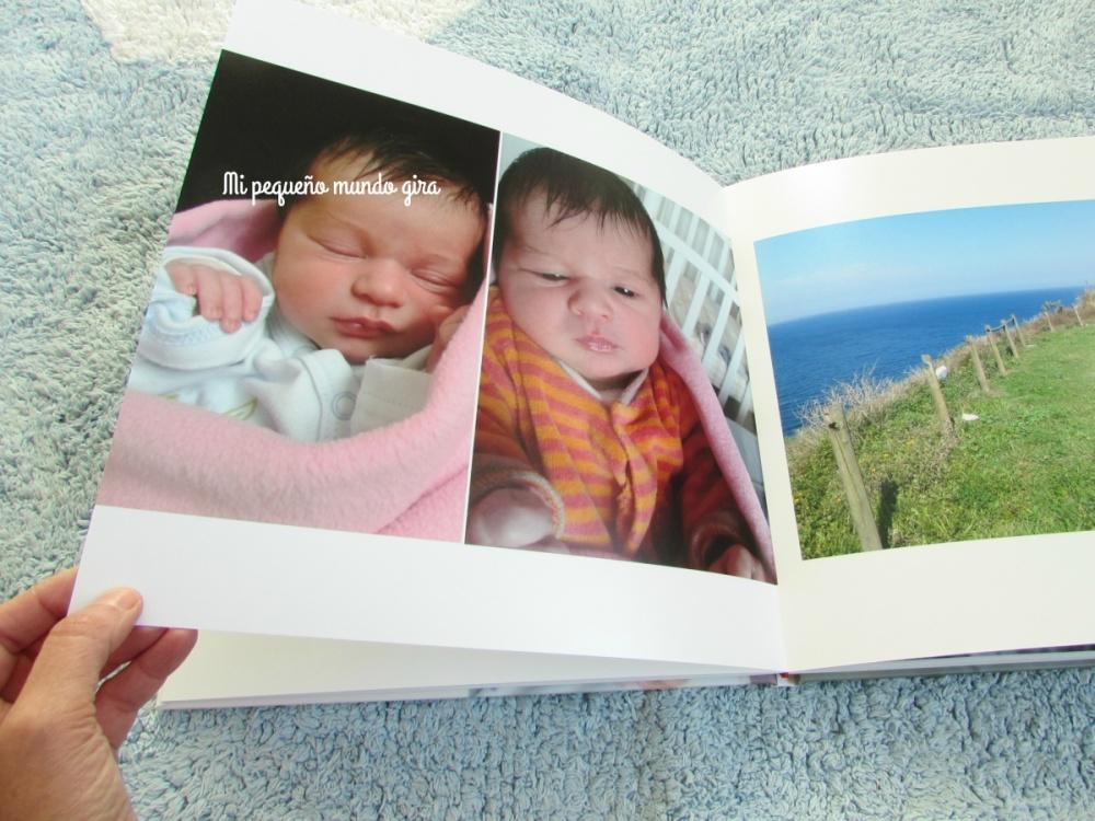 calidad del album de fotos de Snappybook