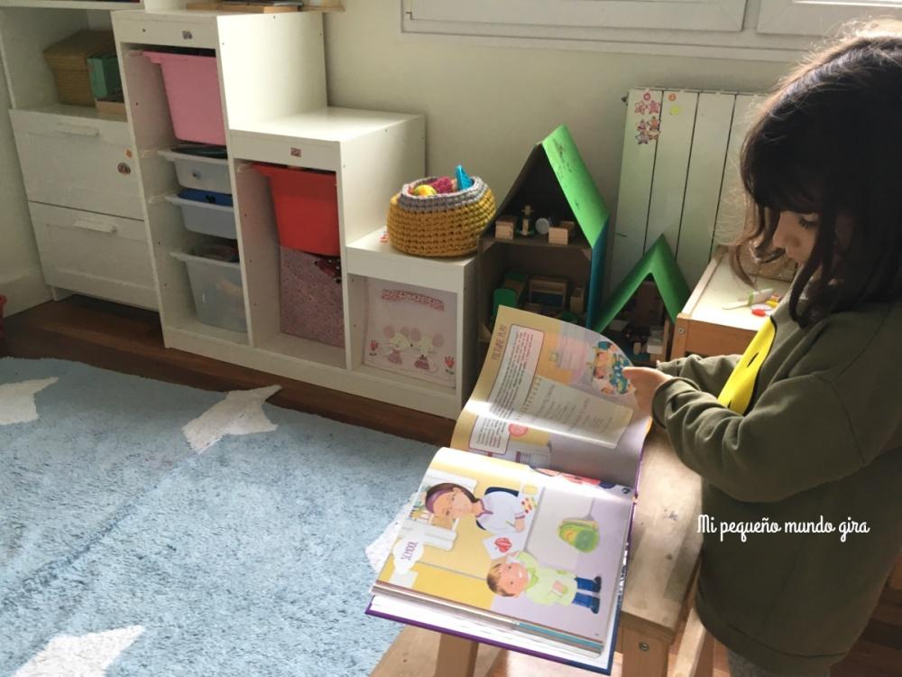 aprender ingles con el libro step by step