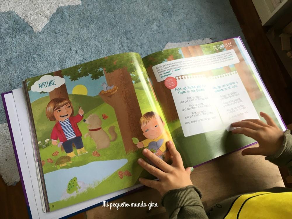 canciones e ilustraciones del libro