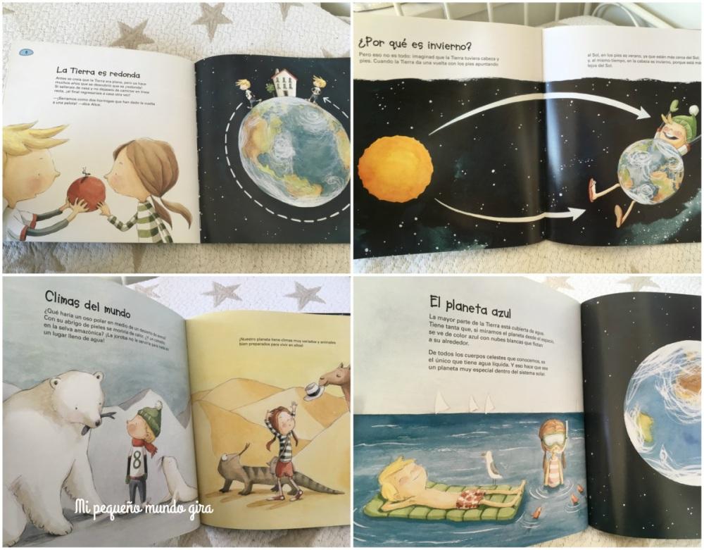 libros sobre el espacio de edebe