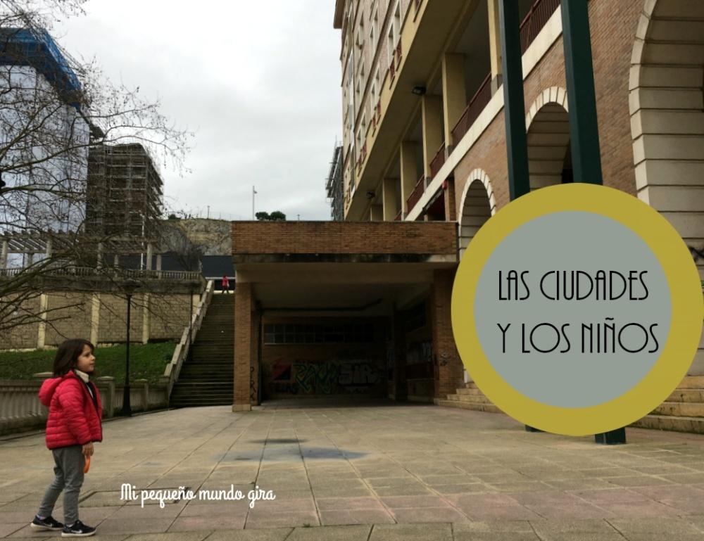 las ciudades y los niños