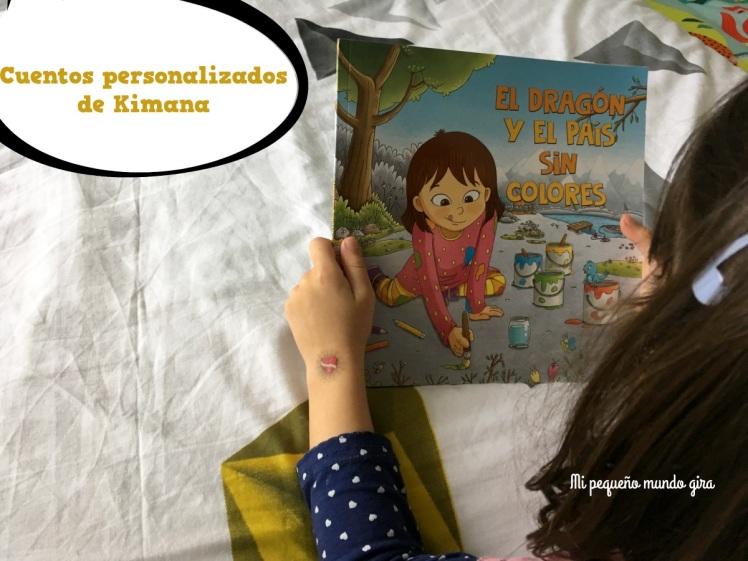 cuentos personalizados infantiles kimana