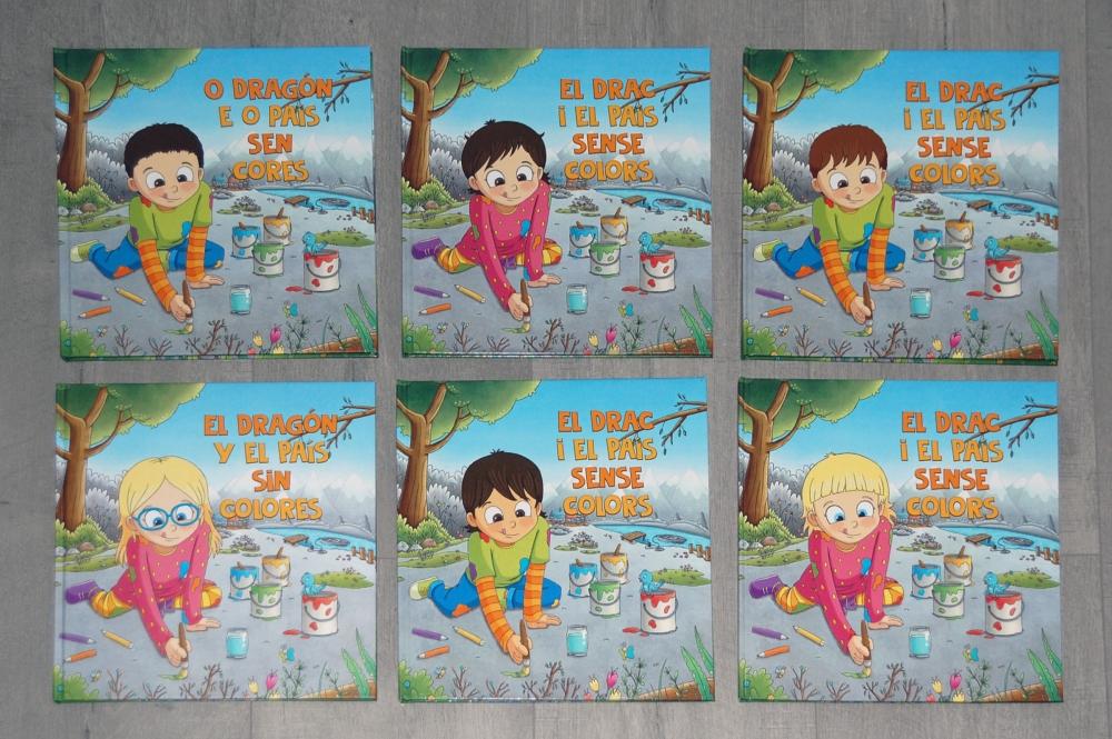 kimana cuentos infantiles personalizados
