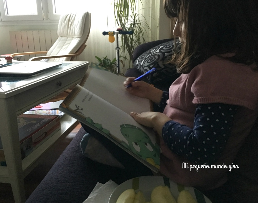 libro personalizado infantil de kimana