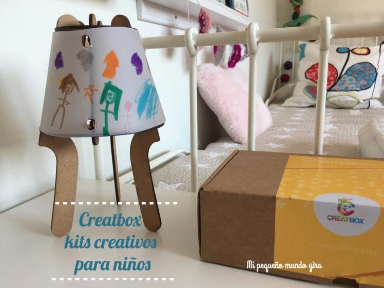 creatbox cajas creativas para niños