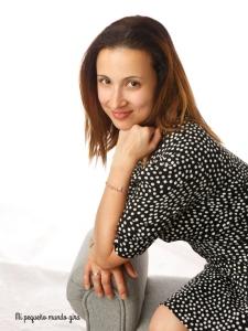 Ana Maria Longo autora de Mommy amor en uso