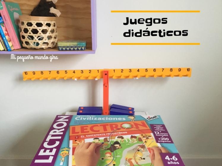 juegos didácticos para jugar aprendiendo