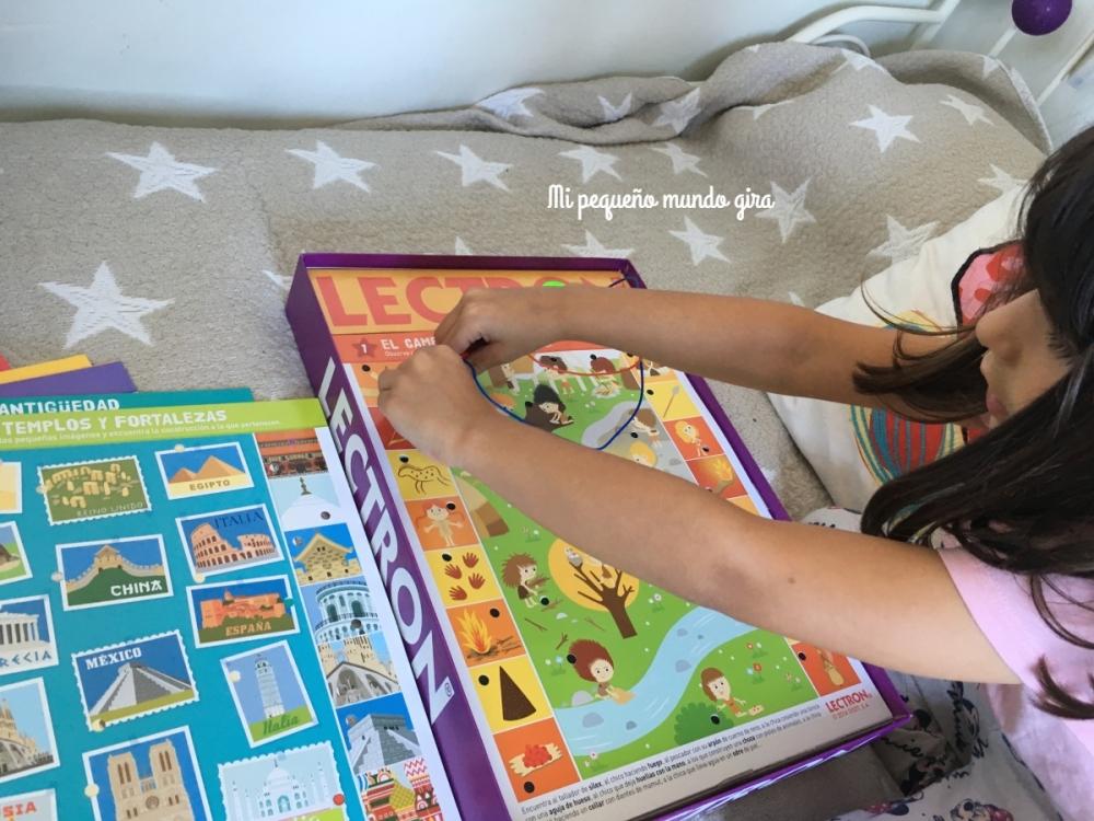 juego educativo lectron diset